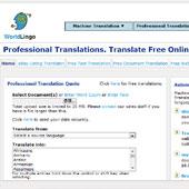 WorldLingo翻訳の大画像